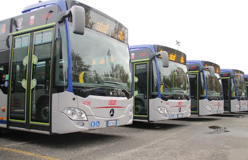 Distanza di 1 metro su autobus e treni: da oggi le nuove regole