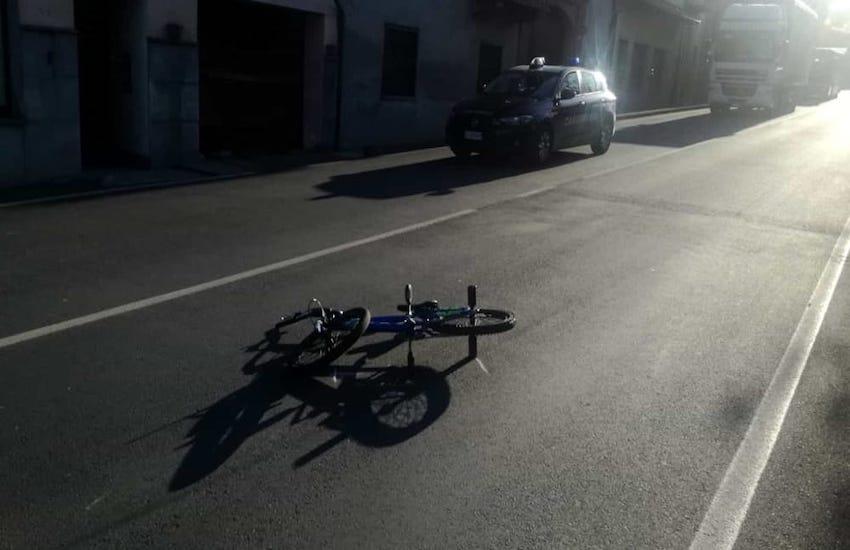 Traversetolo (Parma)- Bimbo di otto anni investito da un'auto, grave al Maggiore