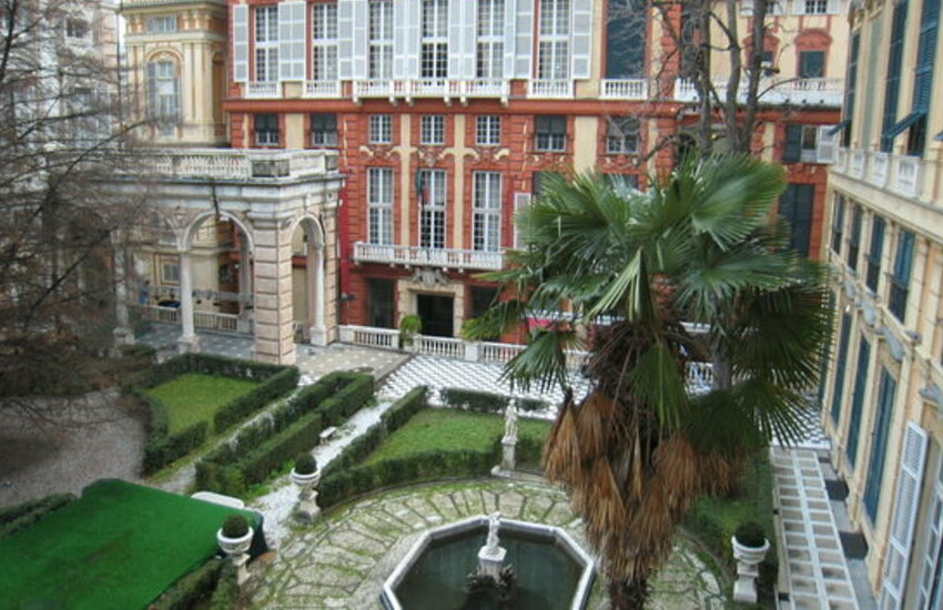 Genova, riaperti i Musei di Strada Nuova e da lunedì riapre al pubblico anche la Biblioteca Berio