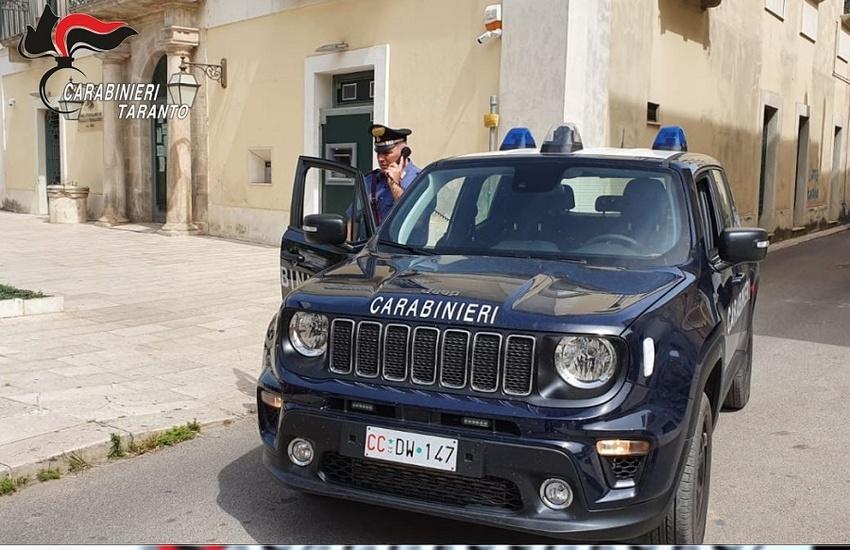 palagiano bimbo 20 mesi annega carabinieri