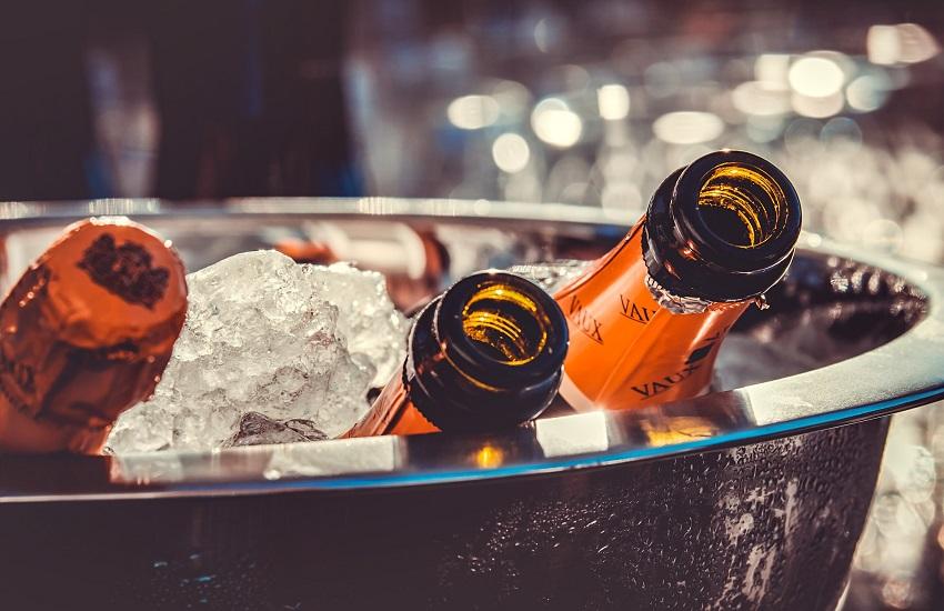 Guerra dello champagne: +37% spumante italiano in Russia