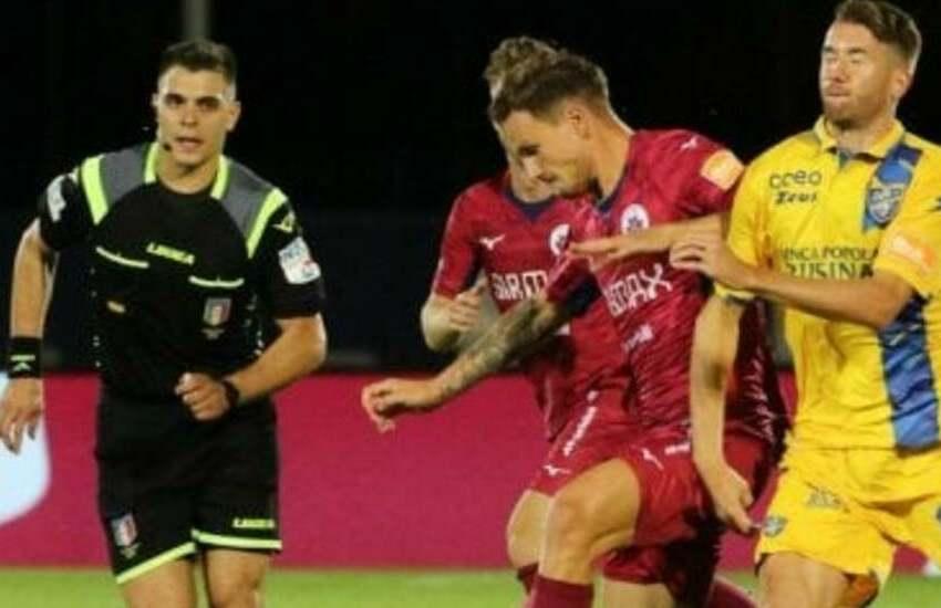 Cittadella Calcio, i granata sconfitti in casa dal Frosinone: fuori dai play-off