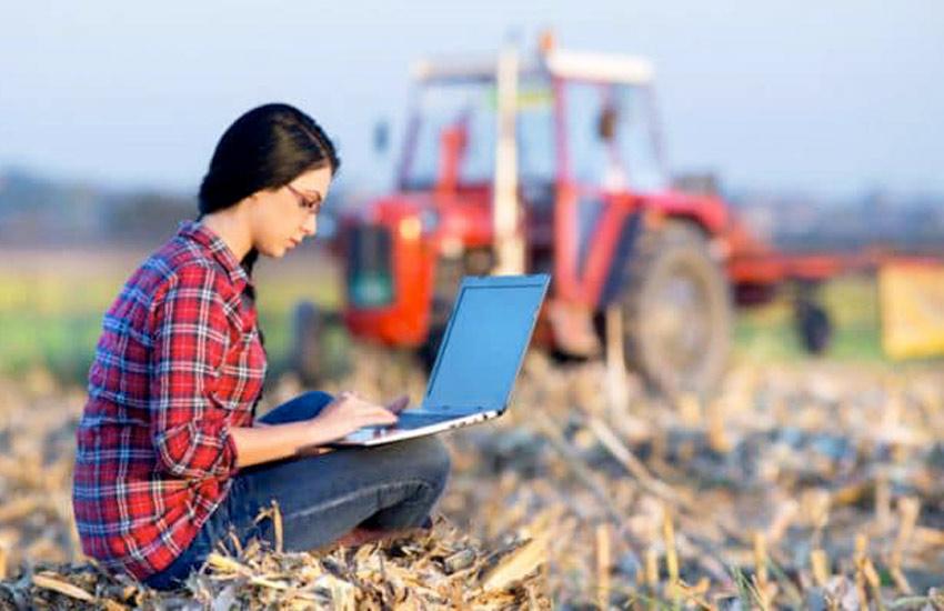 Digital Divide, solo 40% aziende agricole pugliesi accede a internet