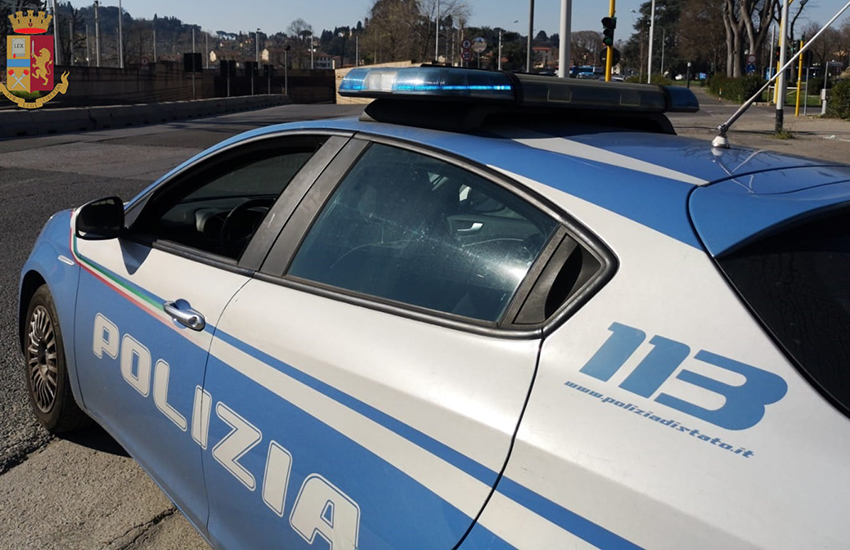 Cisterna, la polizia denuncia un 64enne piromane