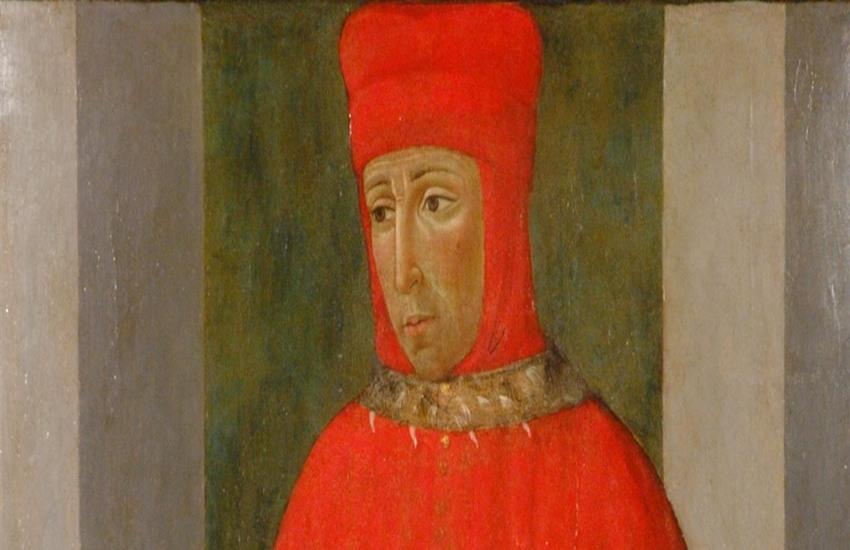 """Prato omaggia Francesco Datini  il primo grande """"self made man"""" dal grande cuore"""