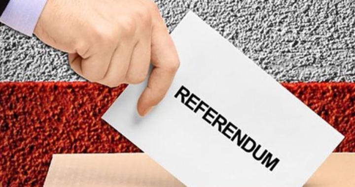 Referendum, pronta a partire la macchina organizzativa