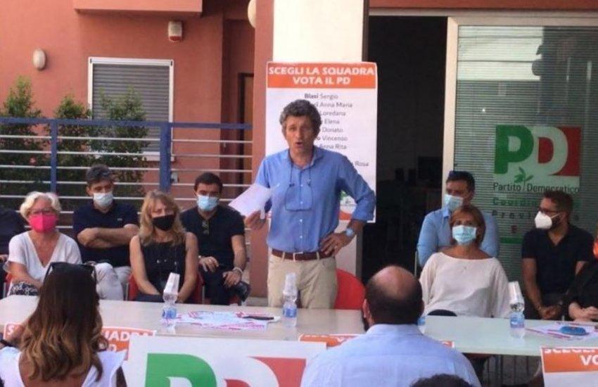 Elezioni Regionali, il Pd presenta la lista leccese che affiancherà Emiliano