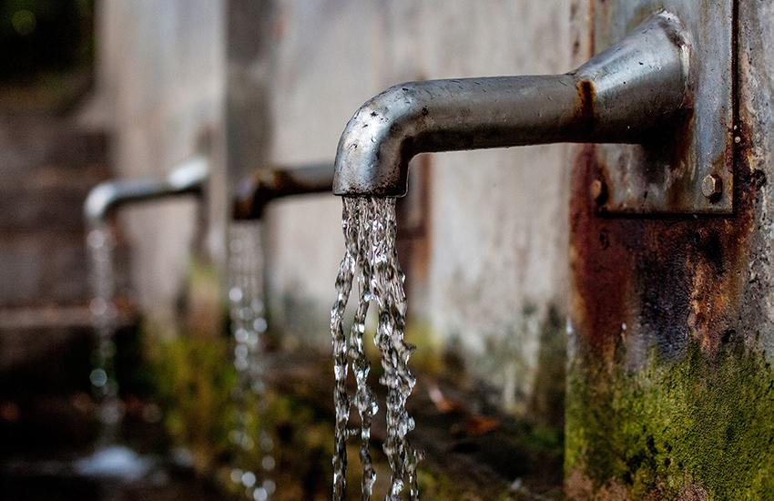 Rete idrica approvato finanziamento