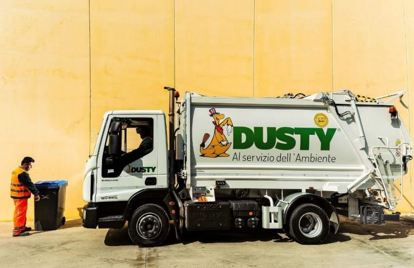 """Catania, rifiuti: le accuse della Cgil alla Dusty: """"Perché non partecipano alla gara?"""" Ecco la risposta dell'azienda"""