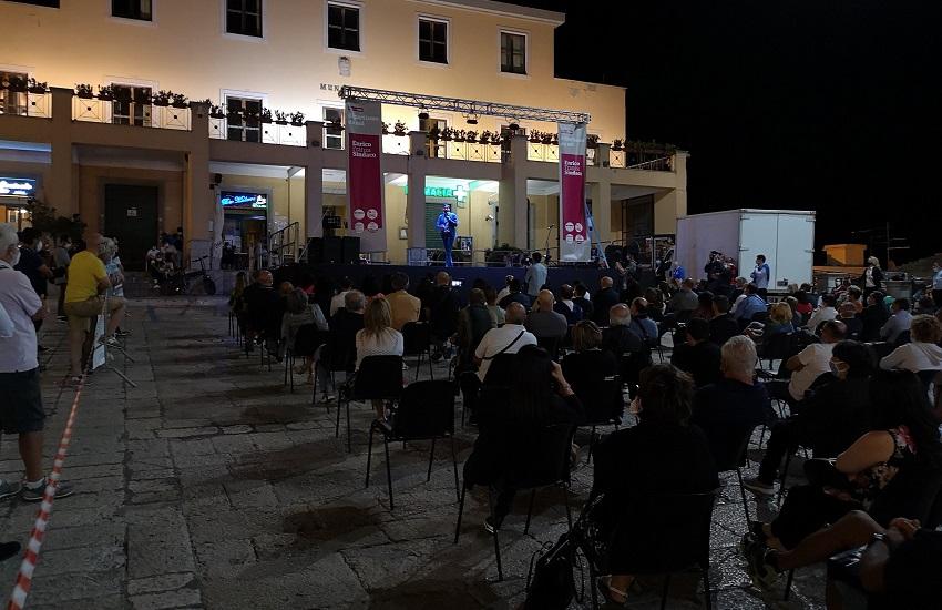 Ariano Irpino – Franza apre la campagna elettorale: la politica deve saper dire anche no. Ora, ripartiamo