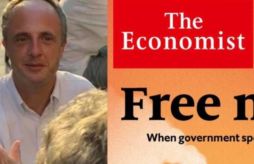 Sansa sull'Economist