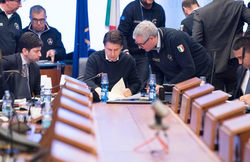 Avviso di garanzia a Conte e 6 Ministri. Procura di Roma: denunce infondate e da archiviare.