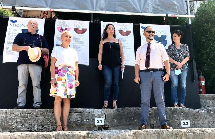 A settembre tornano  i concerti al Teatro Romano