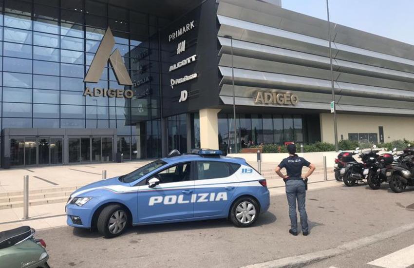 Vigilantes aggrediti all'Adigeo: individuati e denunciati 4 giovani