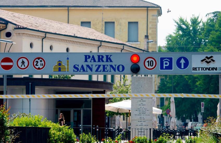 Riapre il parcheggio di Piazza Corrubio a Verona
