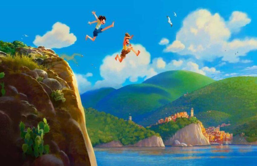 Pixar, 'Luca': il nuovo film sarà ambientato in Liguria e diretto dal genovese Enrico Casarosa