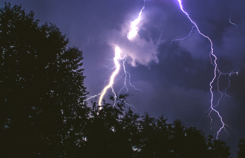 Emilia Romagna: allerta meteo per temporali e forte vento