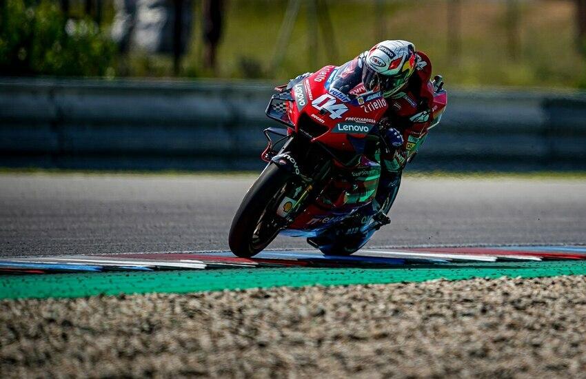Moto GP Repubblica Ceca: per Ducati 11° e 12° posto, le dichiarazioni