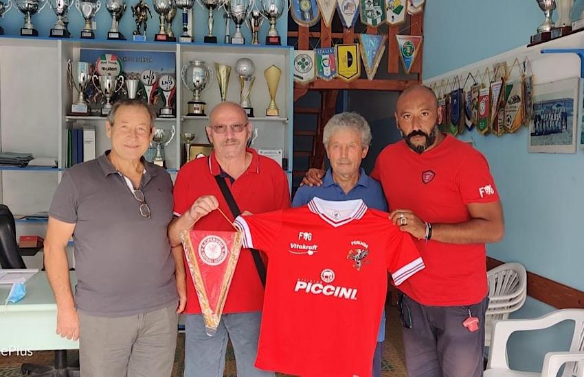 Scuola calcio Olimpic Isernia e Ac Perugia Football accademy, siglata affiliazione