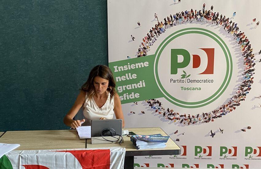 Firenze, presentate le liste per le elezioni regionali del 20 e 21 settembre