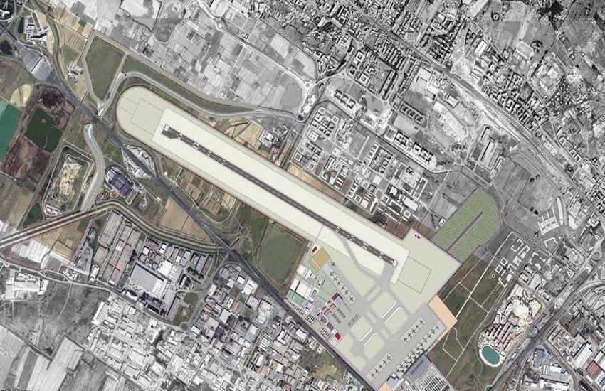 Giunta di Carmignano: No alla nuova pista di Peretola, si al parco della piana