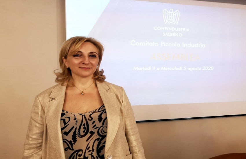 Piccola Industria, Lina Piccolo succede a Gerardo Gambardella