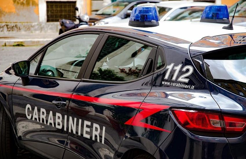 Carabinieri, maltrattamenti alle donne