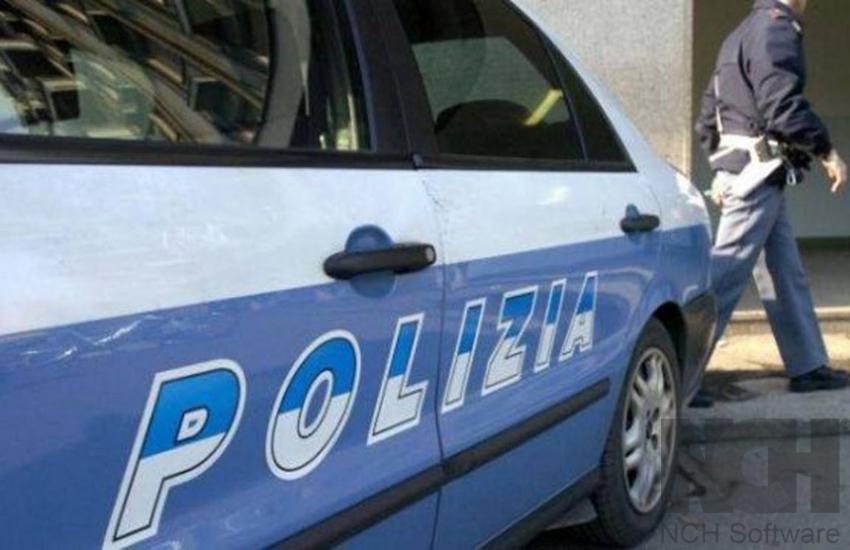 Fiumicino, accoltella l'ex cognato, minaccia di suicidarsi e ferisce gravemente gli agenti intervenuti, 40enne della città aeroportuale arrestato dalla Polizia di Stato