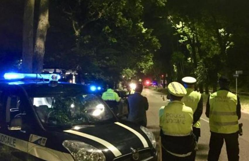 Alta Padovana, autovelox scatta oltre i 100 km/h in centro abitato per due auto: patenti ritirate e maxi multa