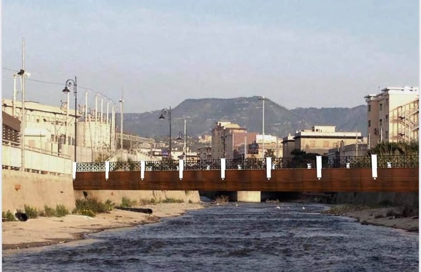 Consegnati lavori ponte: unirà Lungomare e Parco Lineare Sud