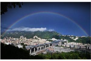 Renzo Piano: 'Ora il ponte è vostro, lunga vita al ponte'