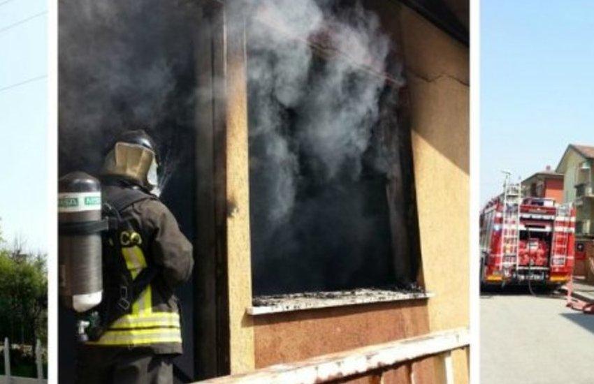 Selvazzano Dentro, incendio in un appartamento: nessun ferito