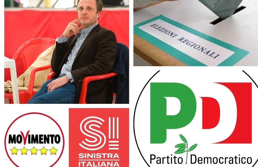 Regionali Liguria, l'ordine dei candidati sulla scheda elettorale: Toti quarto, Sansa secondo