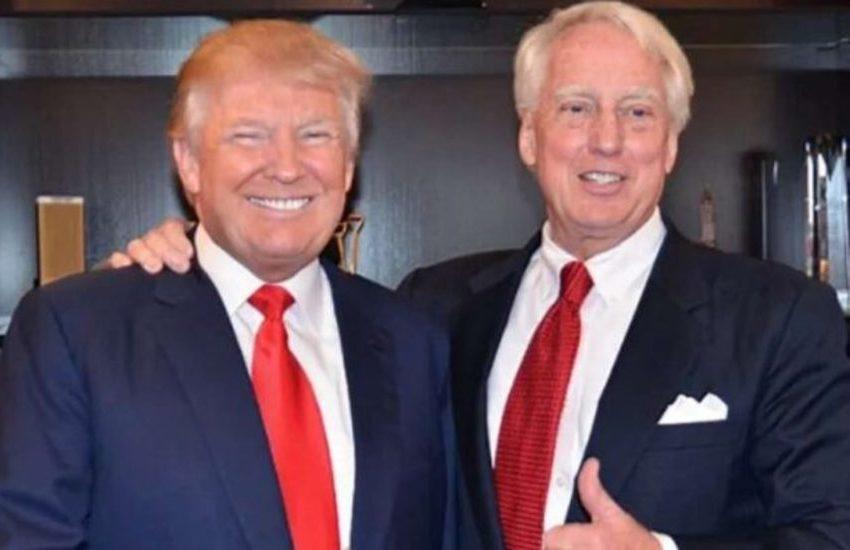 """""""Era il mio migliore amico"""". Trump annuncia all'America la morte di suo fratello Robert"""