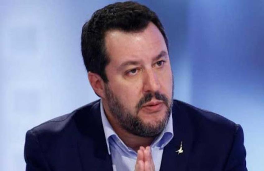 Salvini e Open Arms: la Procura chiede il rinvio a giudizio