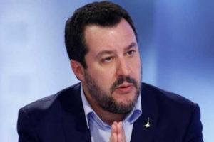 """Salvini incontra Draghi: """" Se questo venerdì e il prossimo i dati migliorano, si approvi decreto per tornare alla normalità"""""""