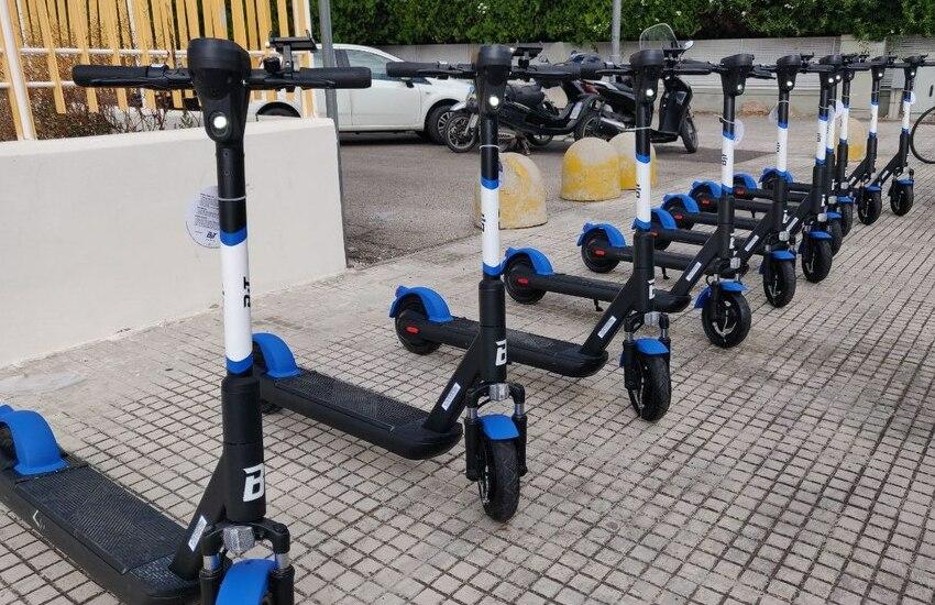 servizio di sharing mobility