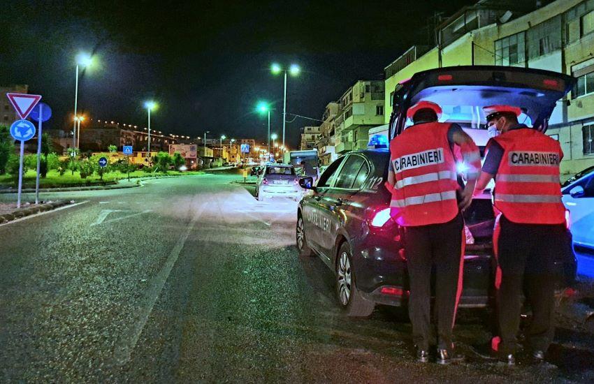 I controlli di Ferragosto a Messina: dalla guida senza patente al furto aggravato