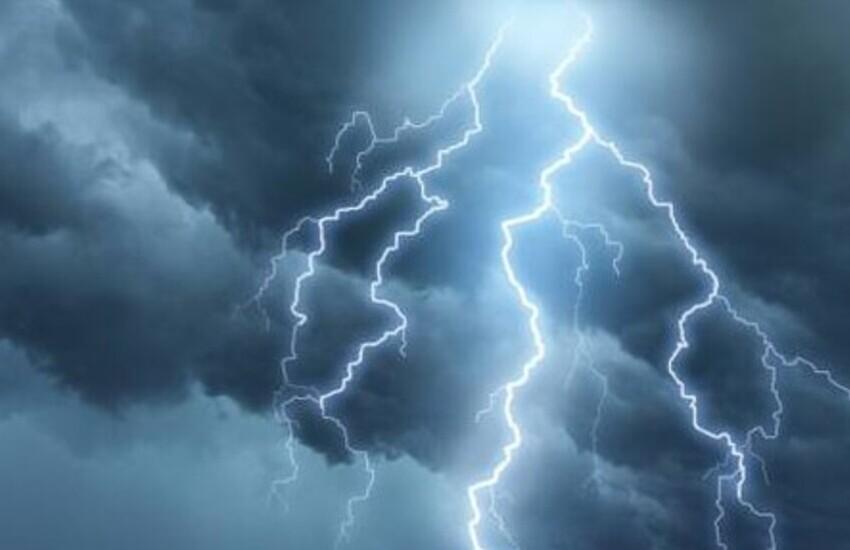 Padova, allerta maltempo per il weekend: rovesci e temporali sparsi
