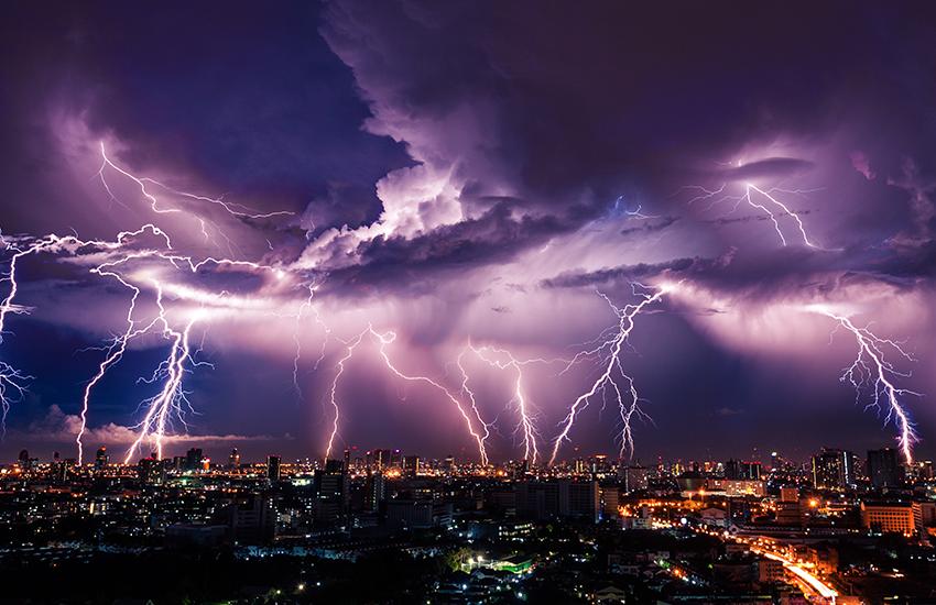Padova, nuova allerta maltempo fino a domenica sera: attenzione a temporali improvvisi in arrivo