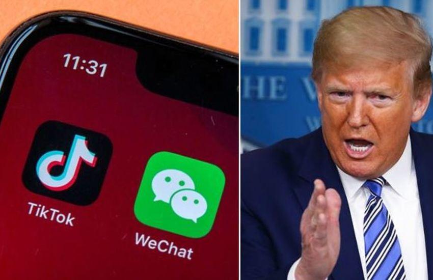 """Il tormentone di TikTok e WeChat: la """"guerra fredda"""" digitale Usa-Cina"""