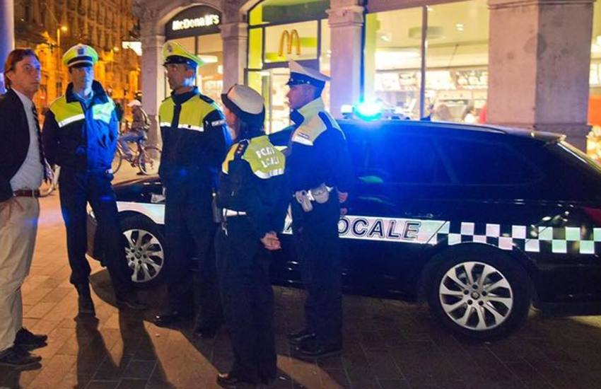 Padova, intensificato servizio di vigilanza della Polizia Locale nel centro storico: 42 verbali di violazioni