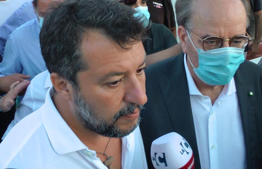 """Matteo Salvini, oggi la decisione sul caso della nave Gregoretti: """"Mi aspetto giustizia con la G maiuscola"""""""