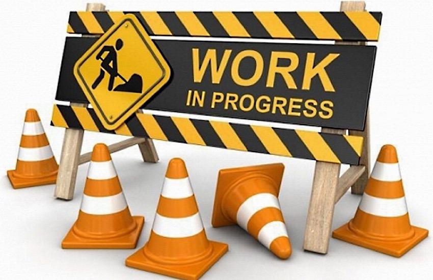 Lavori di riqualificazione stradale in via Silvestro Lega