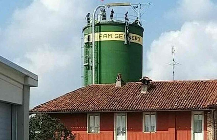 Tragedia sul lavoro a Cavallermaggiore: due fratelli cadono in un silos, uno muore l'altro è in codice rosso
