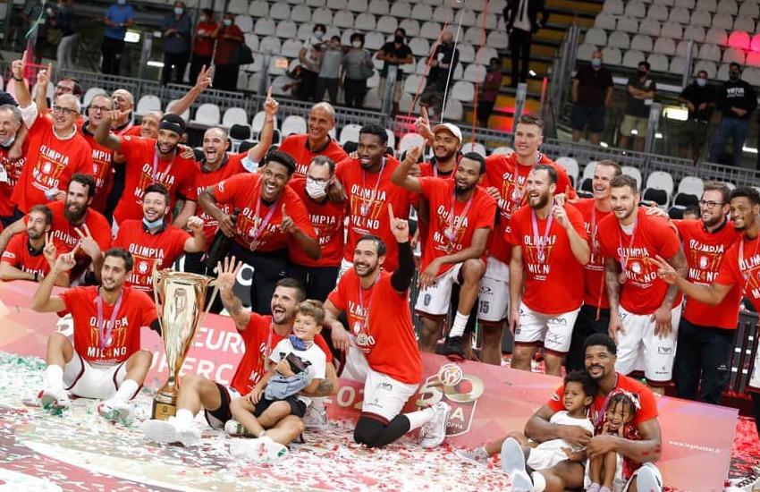 Armani Exchange: buona la prima. Malcom Delaney MVP, la Supercoppa è di Milano.