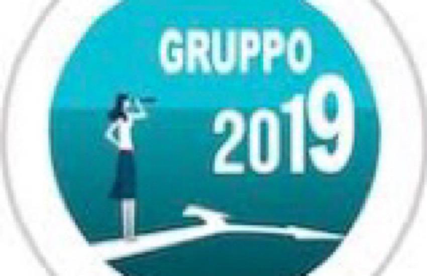 Gruppo 2019: bene la Variante, ora un grande piano territoriale pubblico