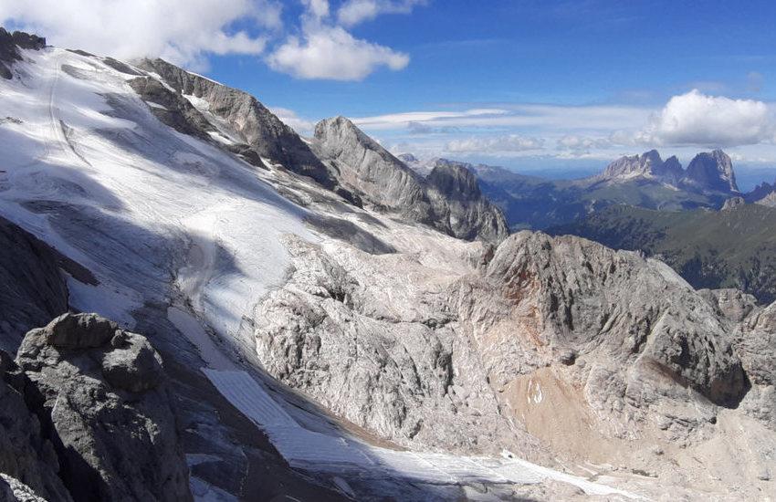 Dolomiti: neve a settembre