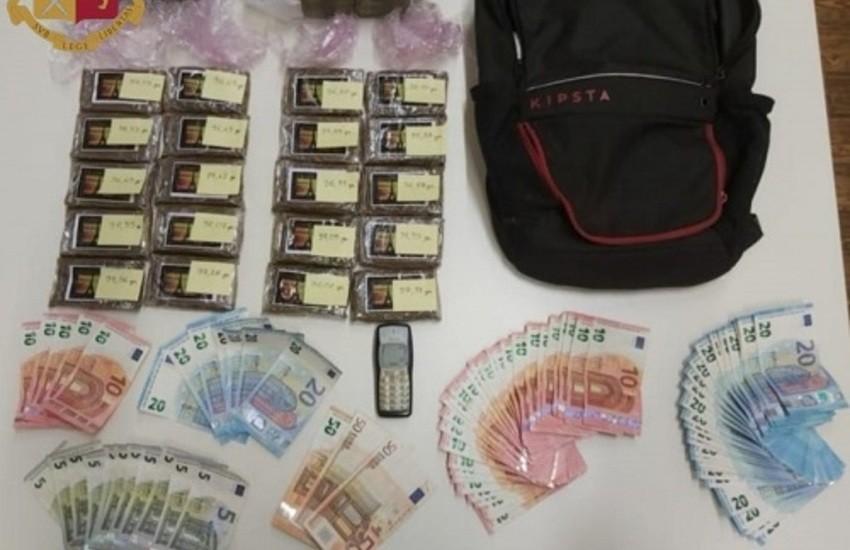 Milano, la Polizia di stato arresta due uomini e sequestra 3 kg di droga