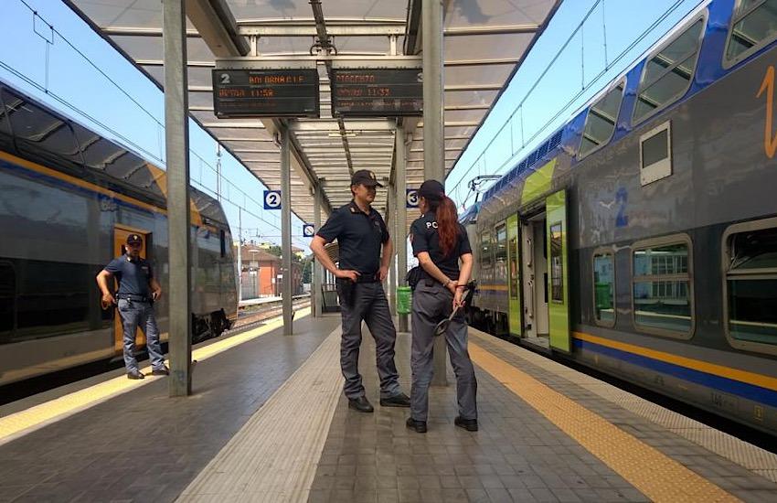 Parma- Pregiudicato e latitante, 30enne tunisino arrestato in stazione